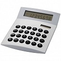 Calculatoare promotionale de birou cu afisaj digital inclinat - 19686569