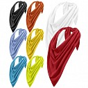 Esarfe promotionale colorate, din bumbac tip bandana - AD329