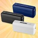 Power bank-uri promotionale din plastic cu 1 port USB si cablu USB inclus - 13418900