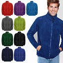 Jachete promotionale barbatesti, din fleece cu fermoar - Pirineo Man 1089
