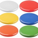 Frisbee-uri promotionale din plastic colorat - Smooth Fly AP809473