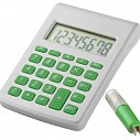 Calculatoare digitale promotionale ecologice de birou - AP879003